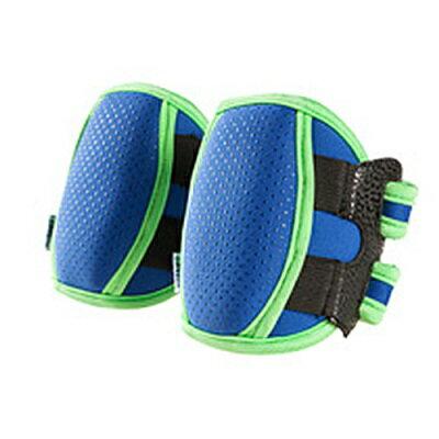 寶比寶寶運動護膝-藍色