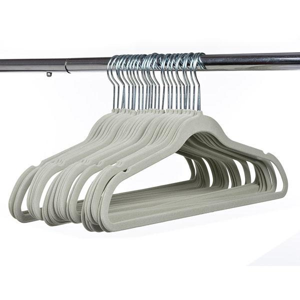 Coat Hanger Wardrobe Storage 50pcs per set 0