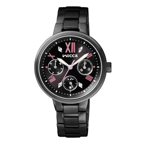 CITIZEN 星辰錶 New Wicca BH7-547-51 時尚氣質女性腕錶 34mm