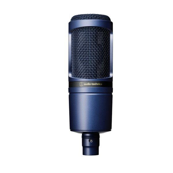 audio-technica 鐵三角 AT2020TYO 心型指向性電容型麥克風  電容式 麥克風公司貨 可傑