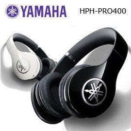【福利品出清】YAMAHA HPH-PRO400 耳罩式 耳機 白 公司貨