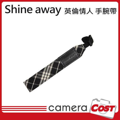 Shine away 手工真皮手腕帶 單眼手腕帶 英倫情人 NEX-C3 GF-3 EPL-3 XZ-1