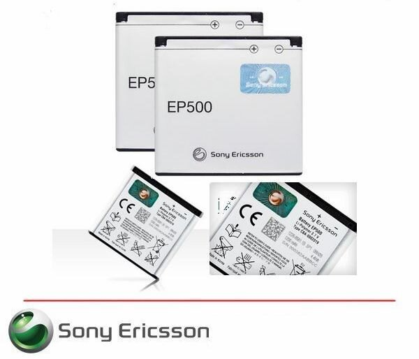 【免運費】Sony Ericsson EP500【原廠電池】 Xperia mini ST15i Xperia mini pro SK17i U8 X8 W8 U5 WT19i