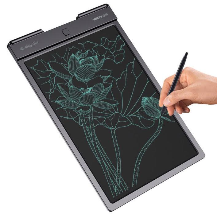 〔iWork]VSON樂寫 液晶電子手寫板 13吋 LCD新年歡喜價$780