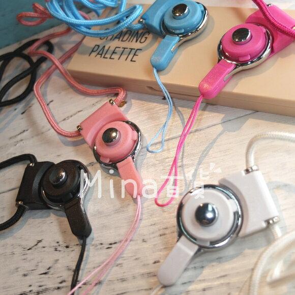 (mina百貨) 扣環手機掛繩 手機掛繩 旋轉手機掛繩 鑰匙扣繩 掛繩 繩子 手機繩 C0162