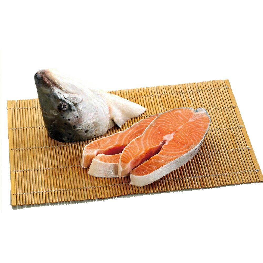 大西洋特選厚切鮭魚【真食材本舖・RealShop|海鮮】