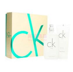 Calvin Klein CK One 中性香水兩件禮盒組【特價】§異國精品§