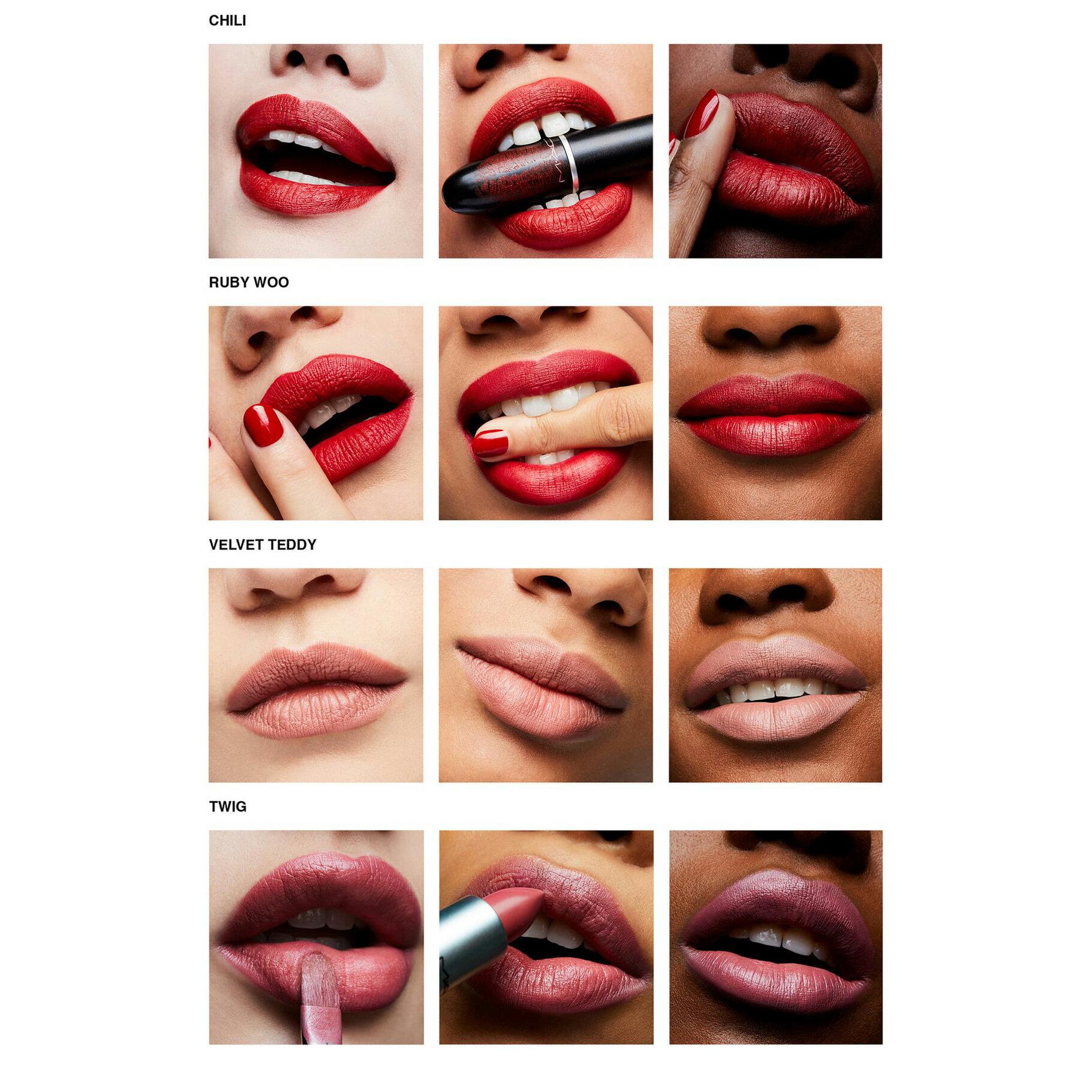 M.A.C MAC子彈口紅 1.8g Mini Lipstick, Travel Size【特價】§異國精品§ 6