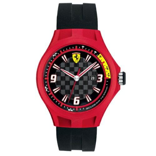 FERRARI 急速奔馳時尚腕錶/0830006