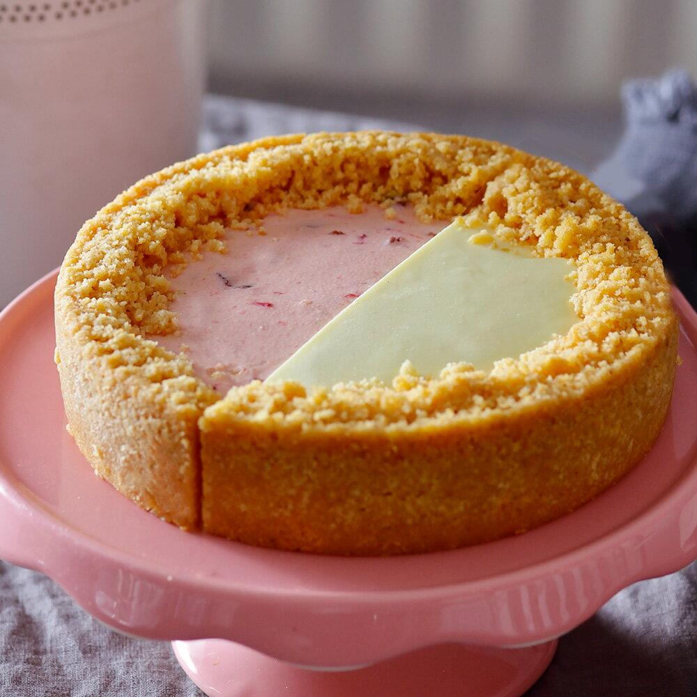 艾波索【幸福雙拼乳酪6吋系列】蘋果日報蛋糕評比冠軍 2