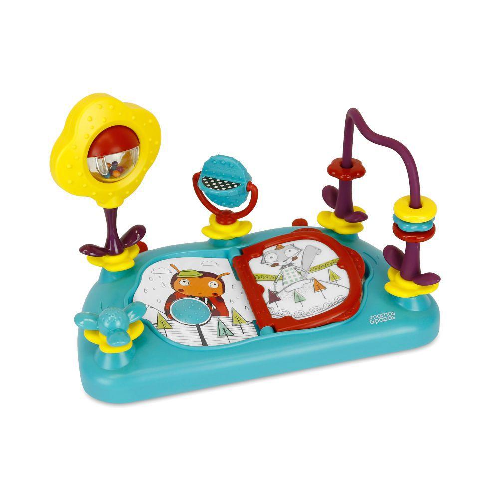 英國 mamas & papas 吃喝玩樂盤(三合一都可椅、PIXI高腳餐椅適用) 好窩生活節