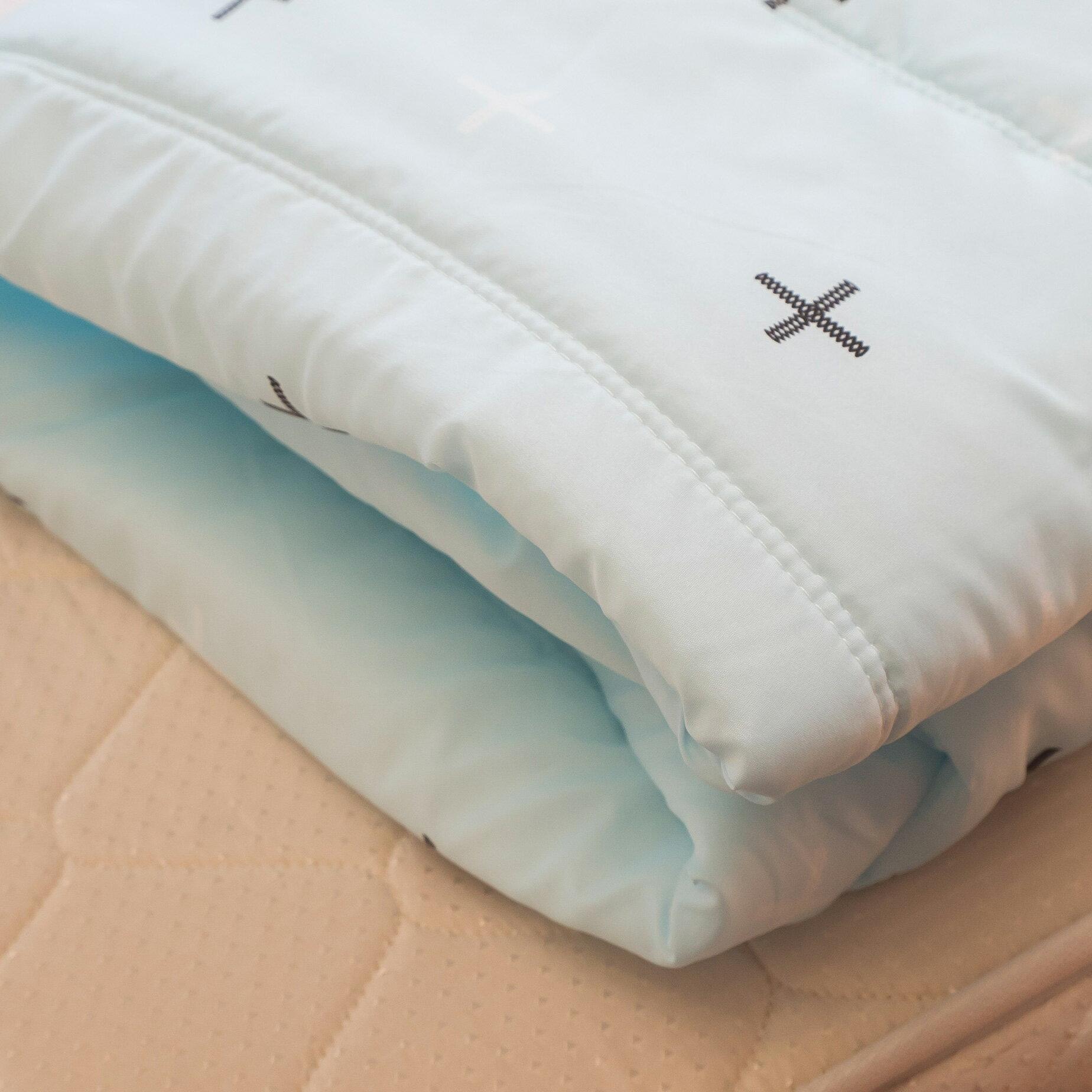 【綠十字】床包式保潔墊(尺寸可選)抗菌防污 台灣製 厚實鋪棉 可水洗 好窩生活節 1