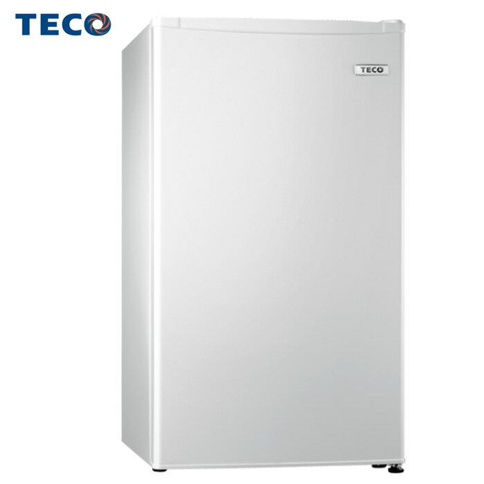TECO 東元 R1091W 冰箱 99L 單門 小鮮綠系列 0