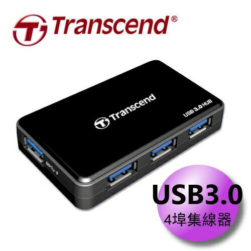 Transcend 創見 4-Port HUB USB3.0 集線器 TS-HUB3K