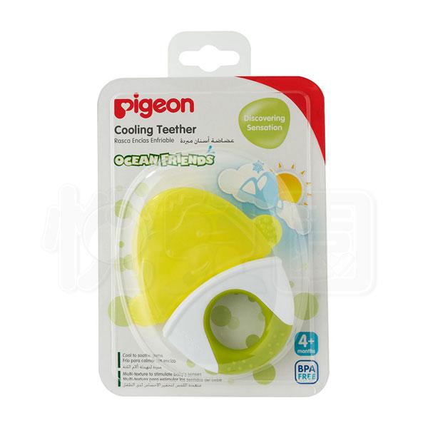 PIGEON貝親冰涼固齒器(企鵝)【悅兒園婦幼生活館】
