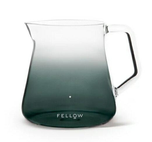 金時代書香咖啡   FELLOW Mighty Small 玻璃濾壺 300ml 寂靜黑 FELLOW-MIGHTY-300BK