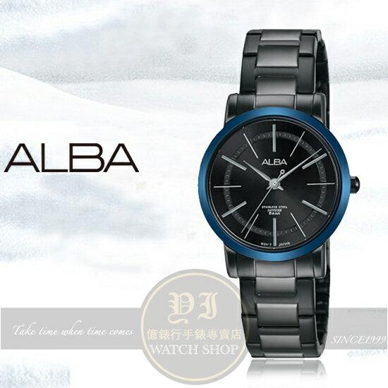 ALBA雅柏超人氣對錶系列簡約時尚腕錶VJ21-X119BAH8485X1公司貨