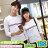 ◆快速出貨◆T恤.情侶裝.班服.MIT台灣製.獨家配對情侶裝.客製化.純棉長T.簡約雙色細線【YL0158】可單買.艾咪E舖 1