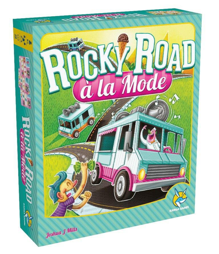 含稅附發票 叭噗人生 Rocky Road à la Mode 繁體中文版 方舟風雲會益智桌遊 實體店正版
