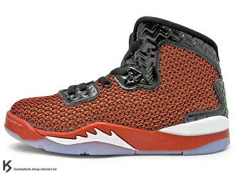 2016 台灣未發售 全新設計 AJ 5 創意改良 NIKE JORDAN SPIKE FORTY BP PS UNIVERSITY RED 小童鞋 童鞋 紅黑 導演 AJ LEE (807544-6..
