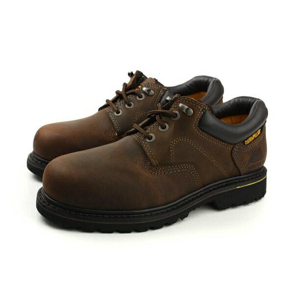 HUMAN PEACE:CATRIDGEMONTST休閒鞋鋼頭鞋真皮咖啡色男鞋CA708018no068