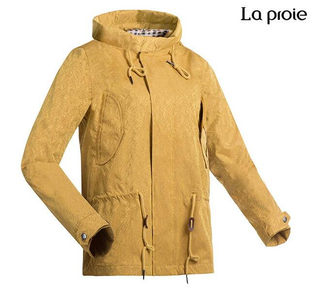 La proie 女式提花風衣 CF1672084 5