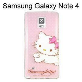 Charmmy Kitty 透明軟殼 [CK1] Samsung Galaxy Note 4 N910U 恰咪【三麗鷗正版授權】