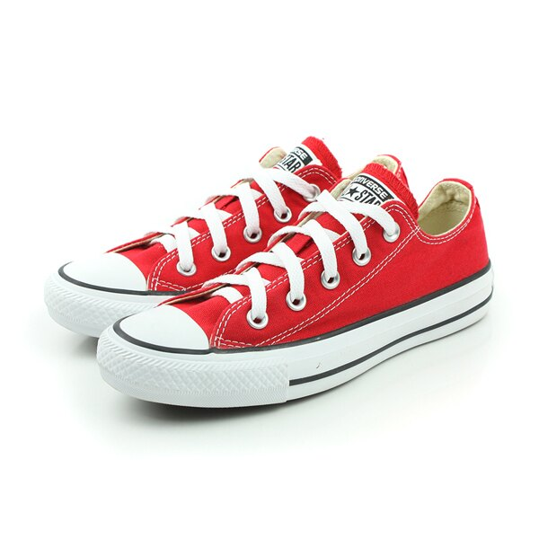 CONVERSE ALL STAR OX 帆布鞋 紅色 男女款 M9696C600 no918