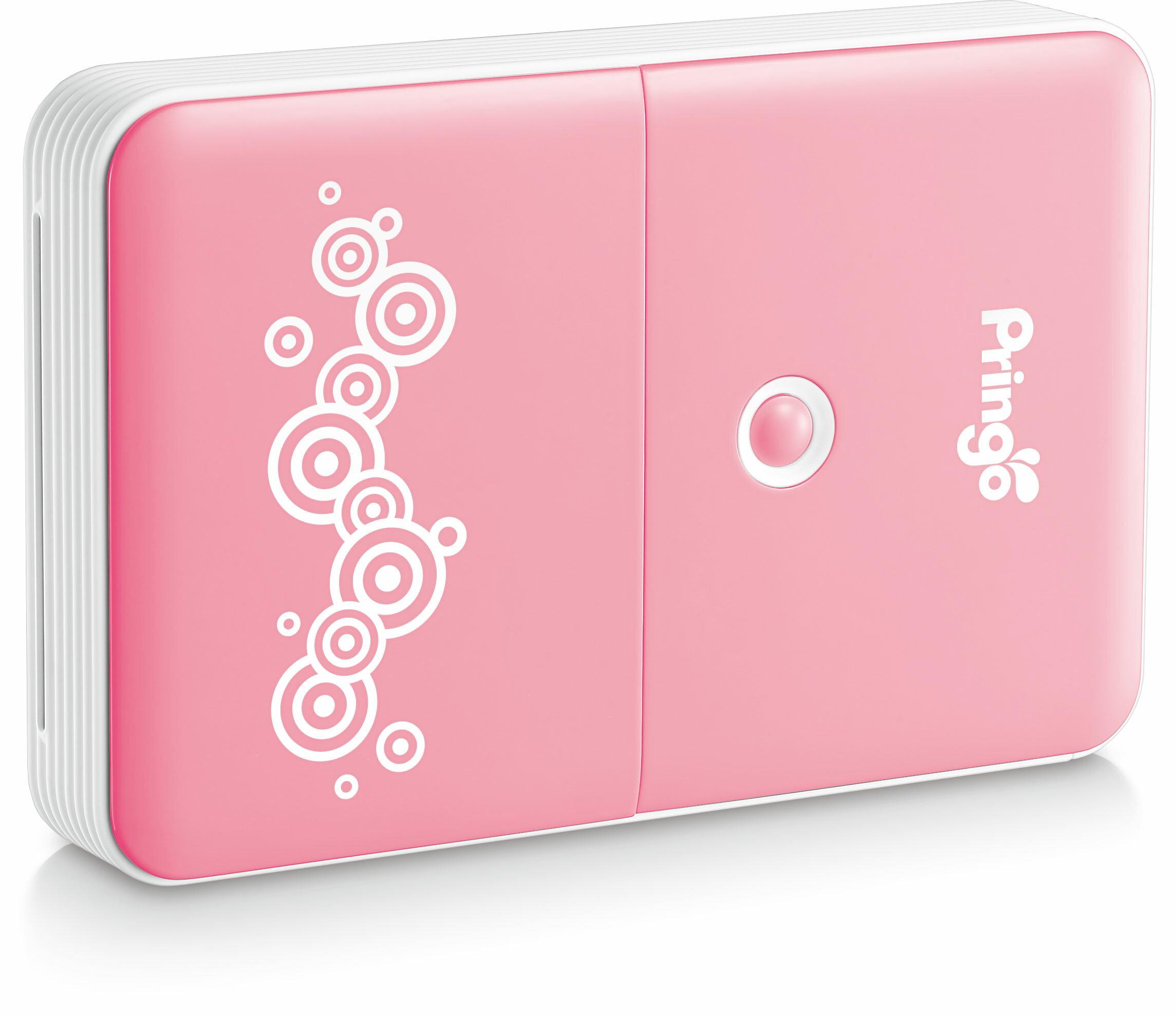 HITI PRINGO P231 隨身行動相片印表機 單機 智慧型手機用