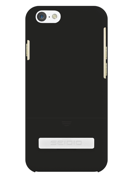 SEIDIO SURFACE™ 極簡時尚保護殼 for Apple iPhone 6 4.7- 鐵漢黑