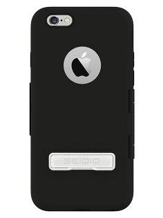 SEIDIO:SEIDIOCAPSA™免掀蓋觸控保護套forAppleiPhone6-黑