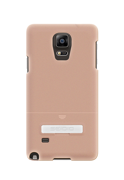 SEIDIO SURFACE™ 極簡時尚保護殼 for Samsung GALAXY Note 4 - 時尚金