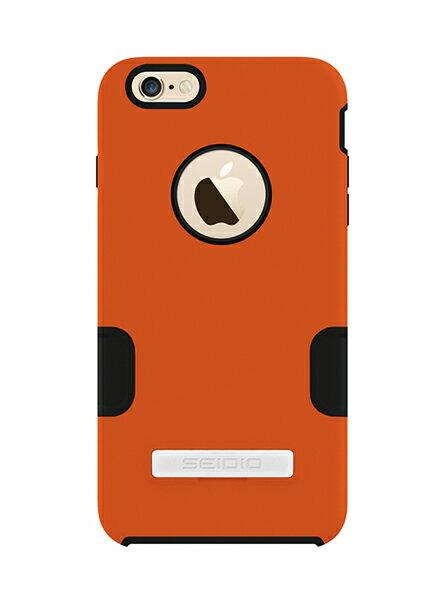 SEIDIO DILEX? PRO 專業級雙層保護殼 for Apple iPhone 6 Plus 5.5 - 活力橘