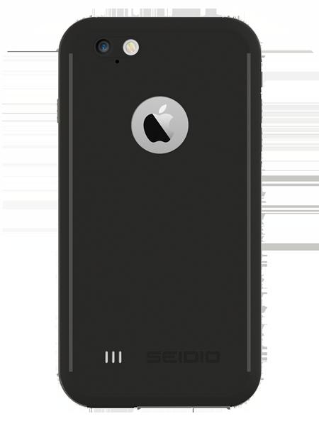 """SEIDIO OBEX® 防水殼 for Apple iPhone 6 / 6S Plus Plus 5.5"""" - 黑"""