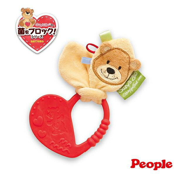 日本【People】Suzy's Zoo布玩具系列-咬舔玩具CB010★衛立兒生活館★
