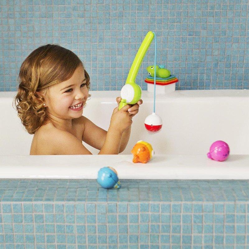munchkin滿趣健釣魚洗澡玩具(MNB17040) 360元