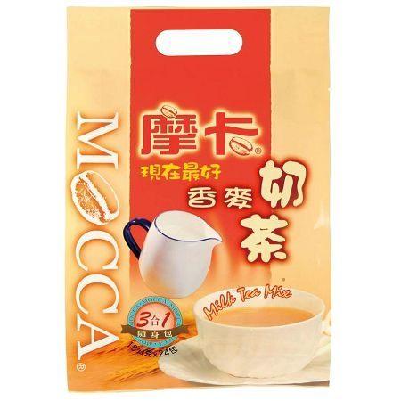 摩卡現在最好麥香奶茶24包/袋 【合迷雅好物商城】