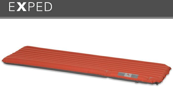 【鄉野情戶外用品店】 Exped |瑞士|  SynMat 7 充氣睡墊/化纖填充提升禦寒能力/050032205318 (適溫可達-17°C)