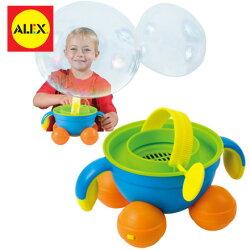 【淘氣寶寶】【美國ALEX】瘋狂泡泡機