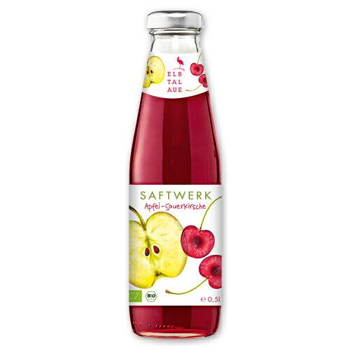 德國有機酸櫻桃蘋果汁