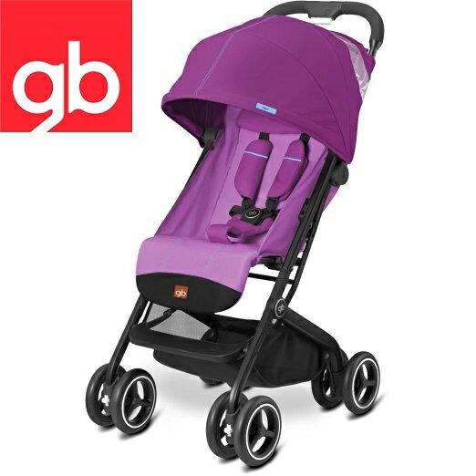 【Goodbaby】Qbit+ 嬰兒手推車(粉紫色) POSH PINK 616240012(4月初到貨) 0
