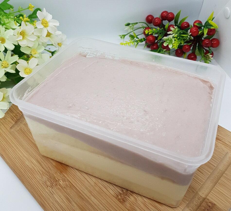 下午茶首選  芋泥布丁蛋糕寶盒   輕鬆吃