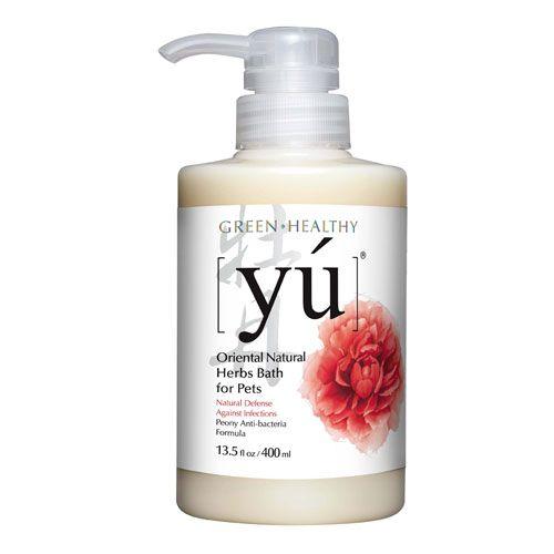 YU-洗毛精-牡丹制菌配方