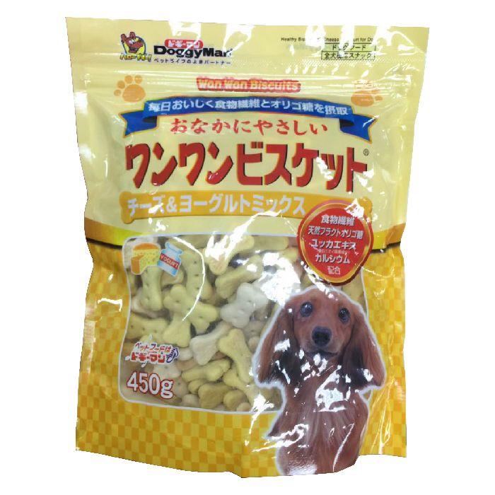 DoggyMan~犬用起司優格消臭餅乾~450g