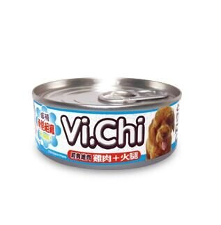 維齊犬罐-雞肉+火腿/80g