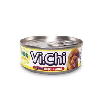 維齊犬罐-雞肉+甜薯/80g