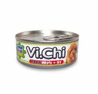 維齊犬罐-雞肉+肝/80g