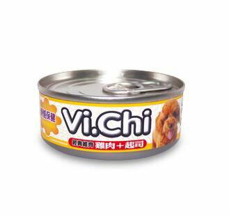 維齊犬罐-雞肉+起司/80g