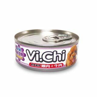 維齊犬罐-雞肉+牛肉/80g