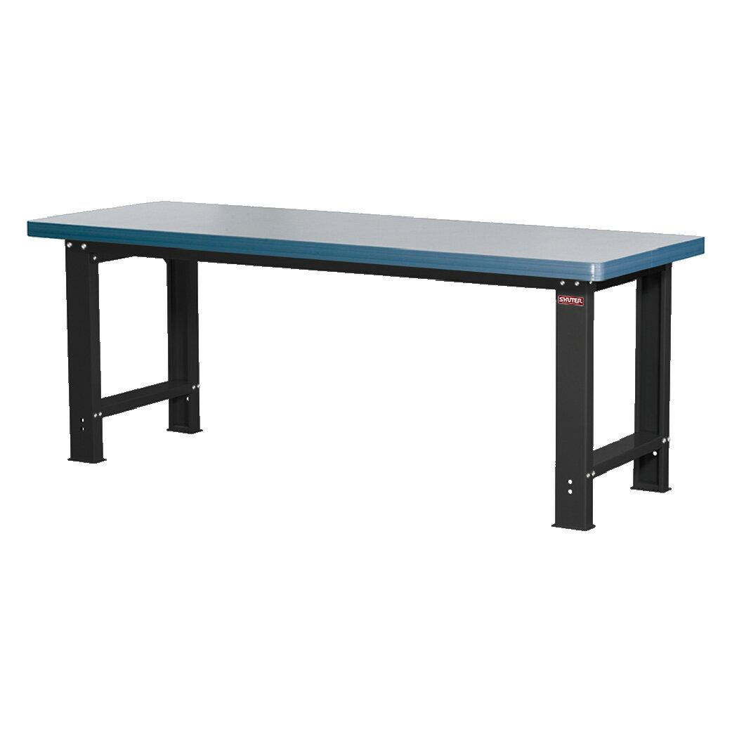 【樹德收納系列 】重型工作桌(2100mm寬) WH7M (工具車/辦公桌)
